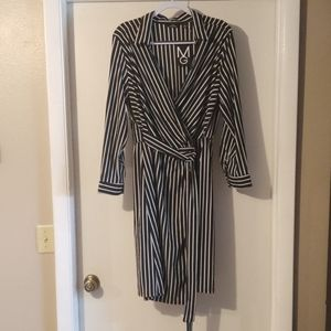 Mlle Gabrielle wrap dress. NWT